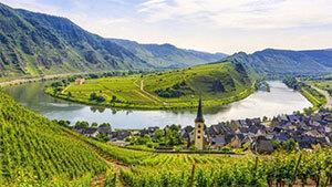 Amazing Mosel Germany