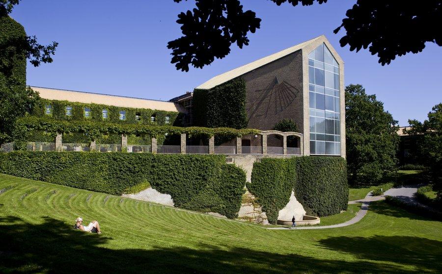 Spectacular Aarhus University