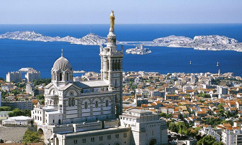 France West Coastline