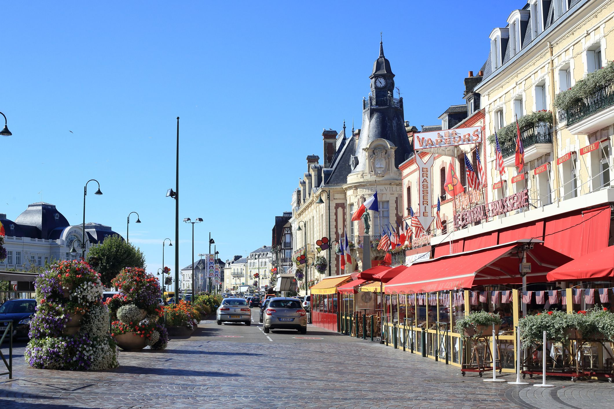 DEAUVILLE Normandy Trips To Travel By Train