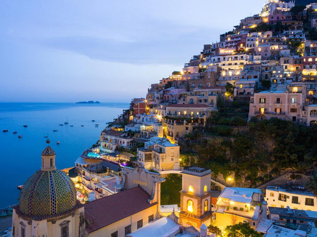 Amalfi coast is awesome