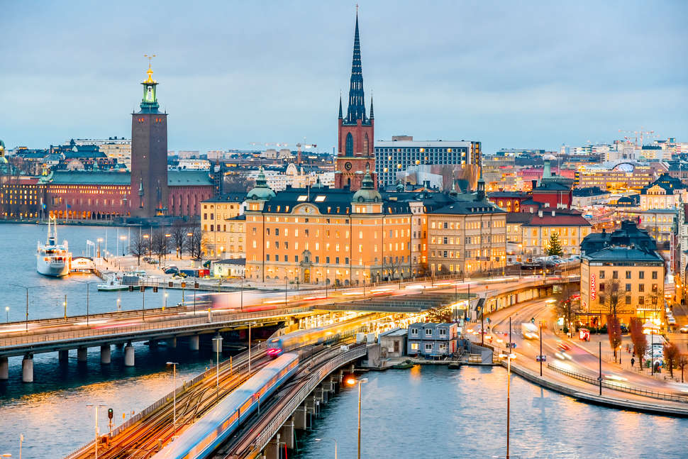 Stockholm is among Top 5 Cities With The Best Nightlife In Europe