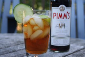 Pimms Cup England