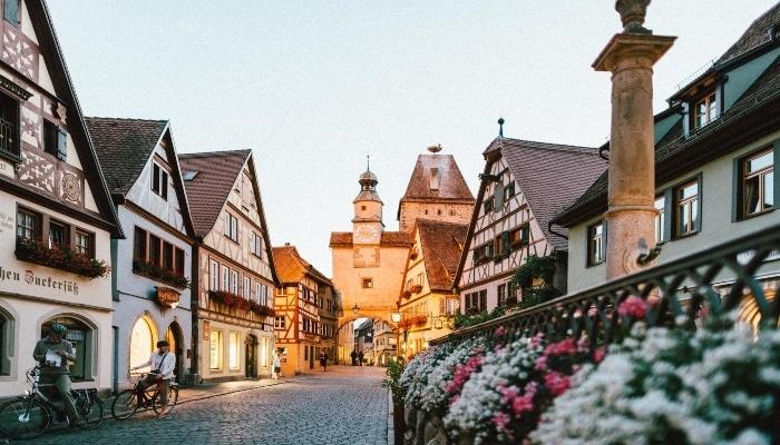 עיירה גרמנית