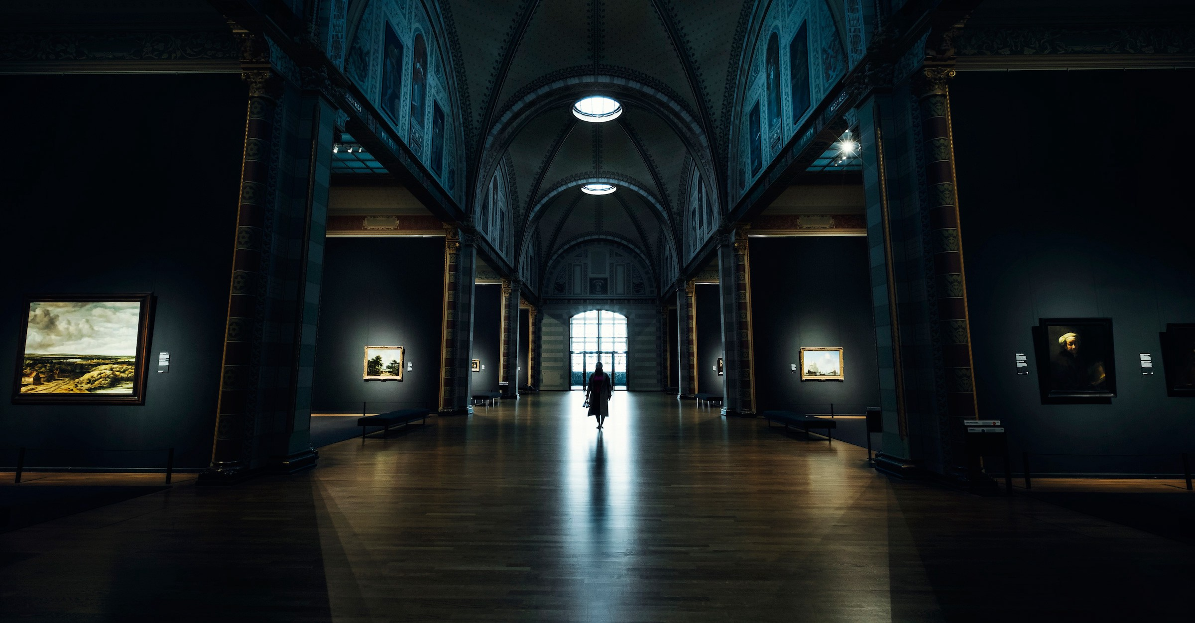 Escape Room Adventure In Rijksmuseum