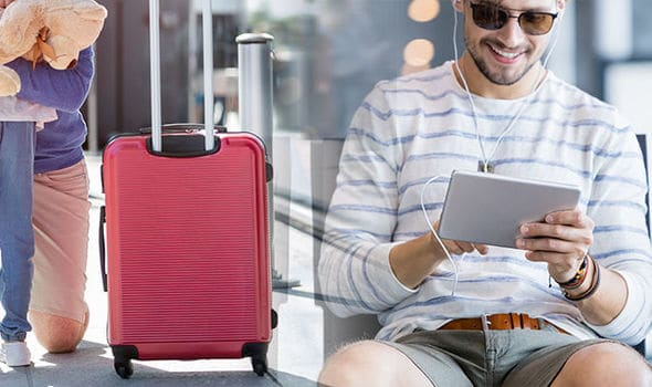 Gadgets In Hand Luggage