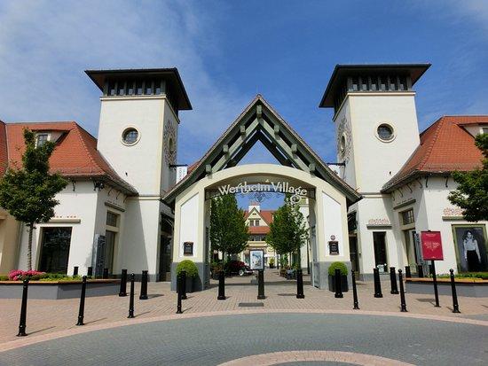 Wertheim Village, Wurzburg, Germany