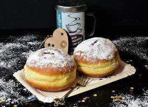 Berliner Pfannkuchen Sufganiot