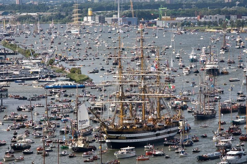Sail Amsterdam, Special Events In The Netherlands