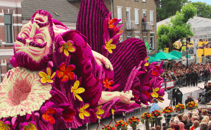 Bloemencorso, Special Events In The Netherlands