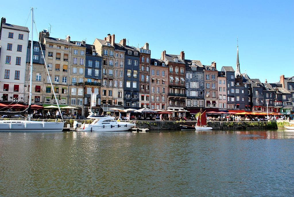 Honfleur, Calvados Is part of Fairytale Towns to Visit in Normandy