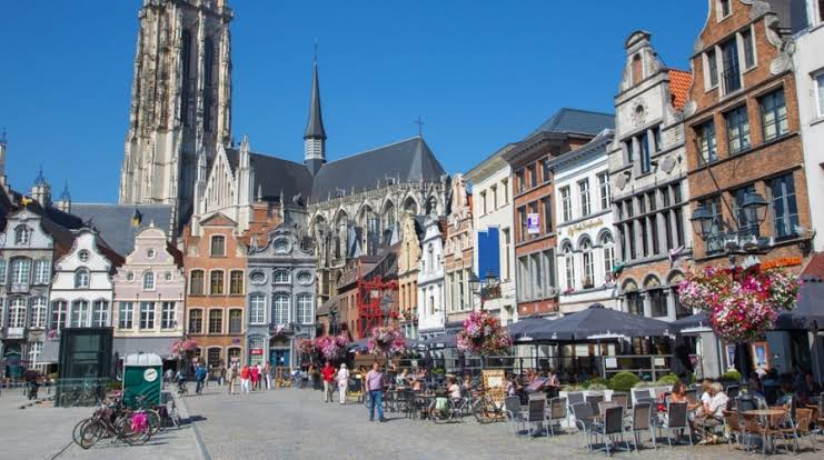 Mechelen Most Charming Hidden Gems In Belgium