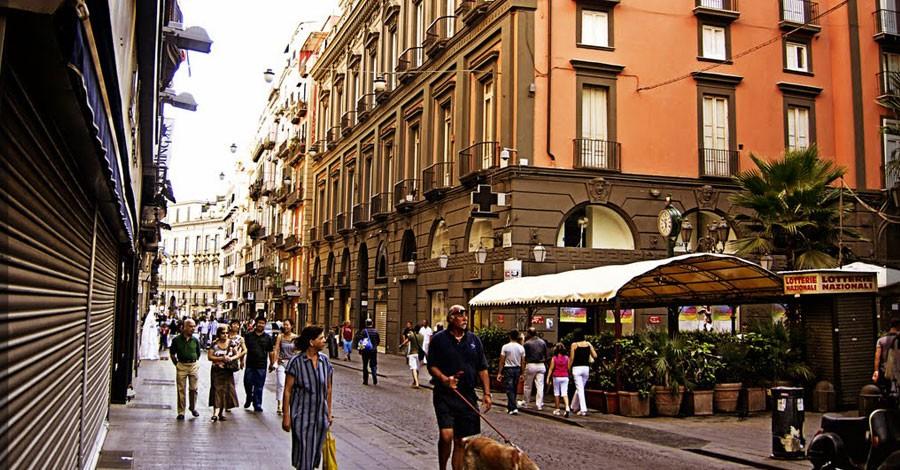 Via Toledo, Naples, Italy