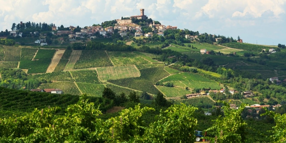 Franciacorta is one of the Day Trips From Milan By Train