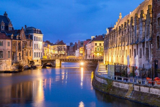 Ghent Belgium is a Lesser Known Beautiful Destinations To Visit In Europe