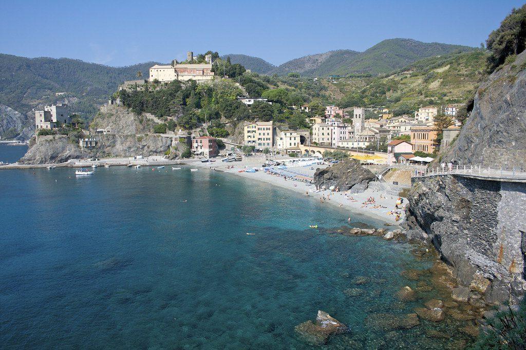 Monterosso Al Mare Sea