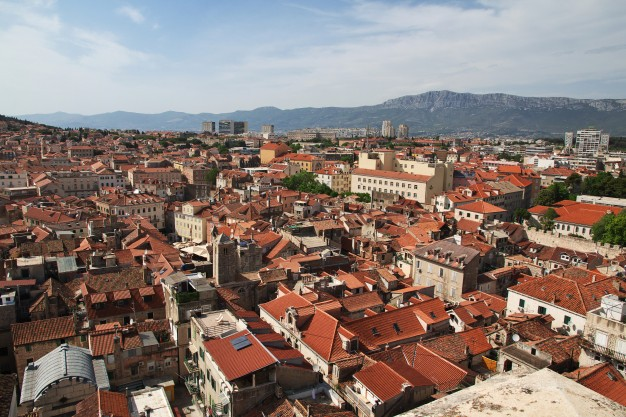 Split Croatia is a Lesser Known Beautiful Destinations To Visit In Europe