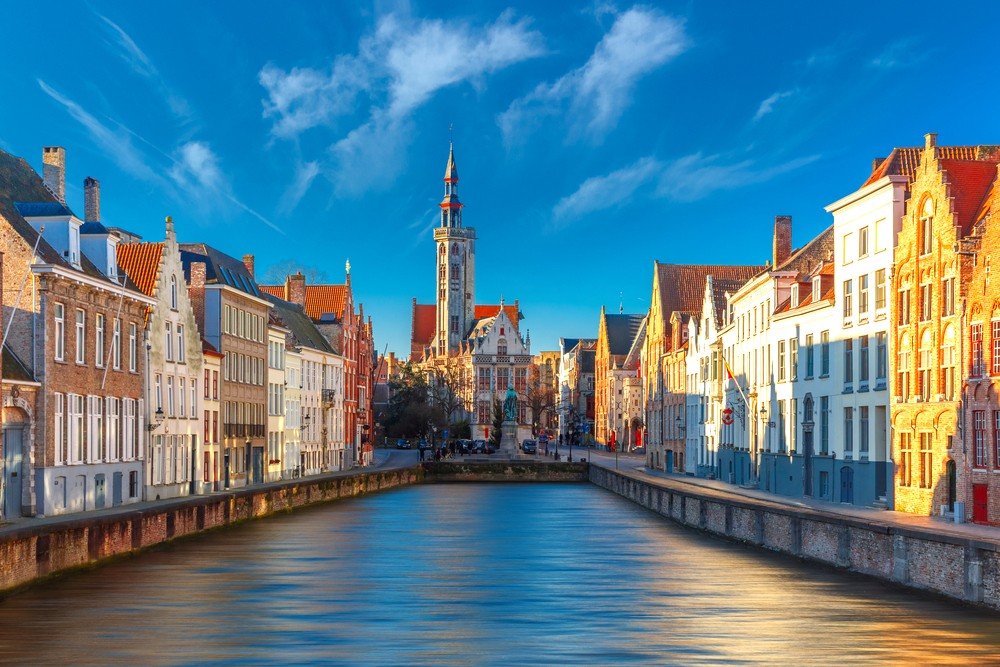Bruges is one of the Best day trips from Brussels