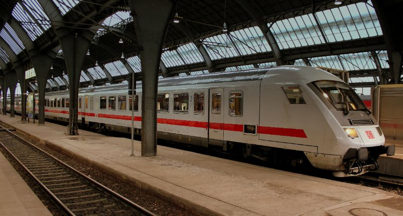 Germany train image