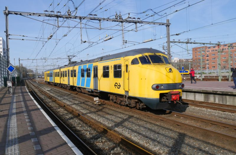 Netherlands train image